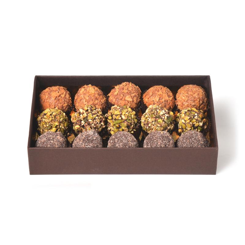 3 Merveilles – box of 15 pieces