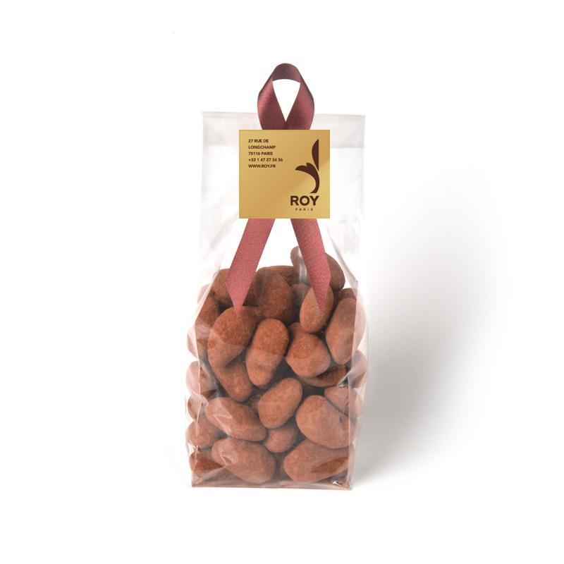 Amandes cacao – sachet de 200 g