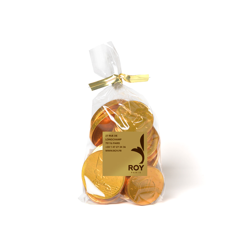 Chocolate Coins - bag of 90 g
