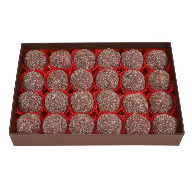 Têtes brûlées – box of 24 pieces