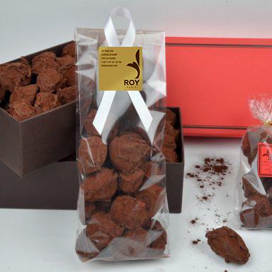 truffes au chocolat sachet de 200 g
