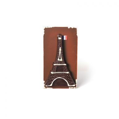 Eiffel Tower Dark Chocolate Bar - 70 g