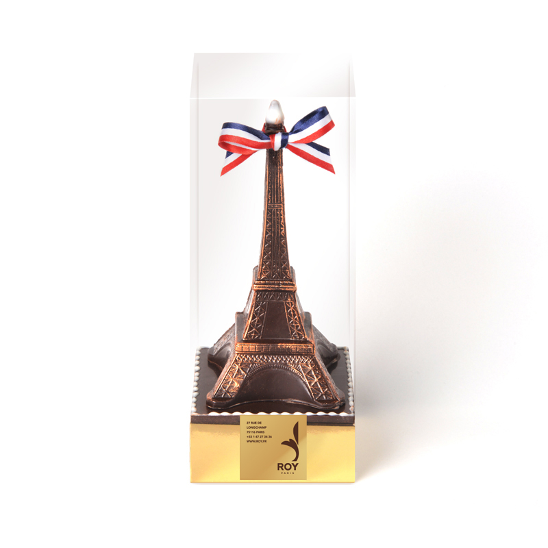 Eiffel Tower Dark Chocolate - 16cm