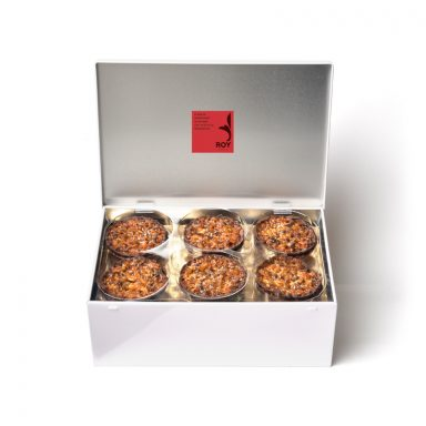 Florentines With Chocolate – box 36 pieces, 300 g