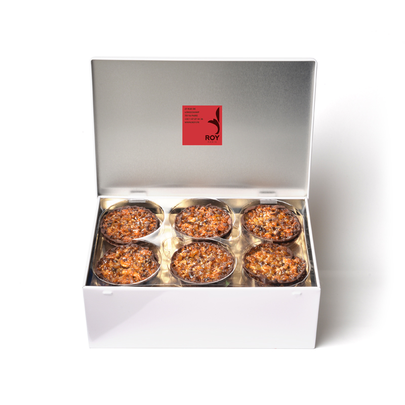 Florentines With Chocolate – box 36pieces, 300g