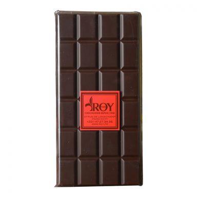 Tablette de chocolat noir 70%