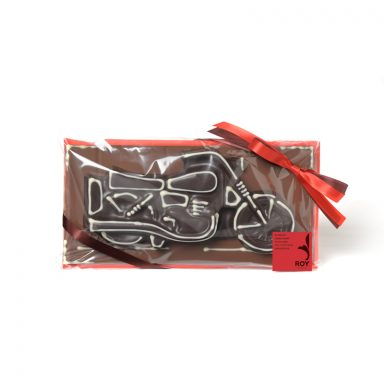 Motorbike Chocolate Bar - 150 g